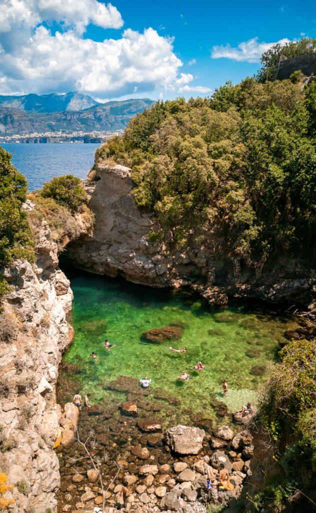 Queen Johanna's natural pool